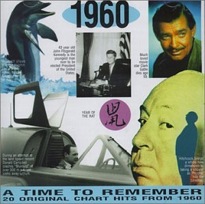 Various Artists - 1960: A Time to Remember - 20 Original Chart Hits - Zortam Music