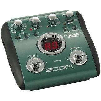 Zoom A2, Multieffektgerät für Akustikgitarre