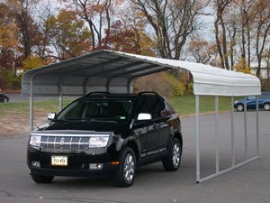 Steel Carport And Shelter For Cars Trucks Boats Golf