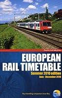 Thomas Cook European Rail Timetable Summer 2010
