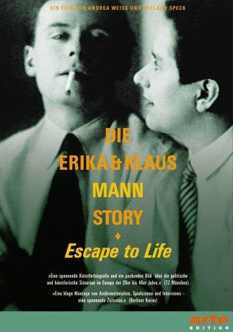 Die Erika und Klaus Mann Story - Escape to Life