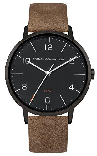 french-connection-orologio-da-polso-analogico-uomo-pelle-marrone