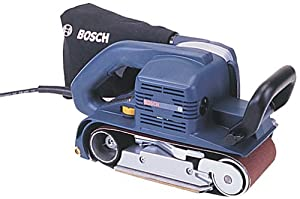 Bosch 1276DVS 12.5 Amp 4-Inch-by-24-Inch Variable Speed Belt Sander with Cloth Dust Bag