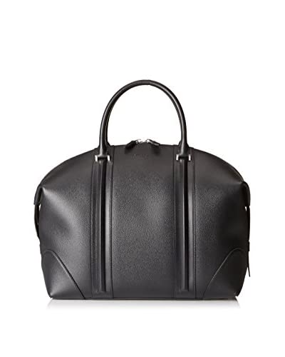 Givenchy  Leather Duffle, Nero
