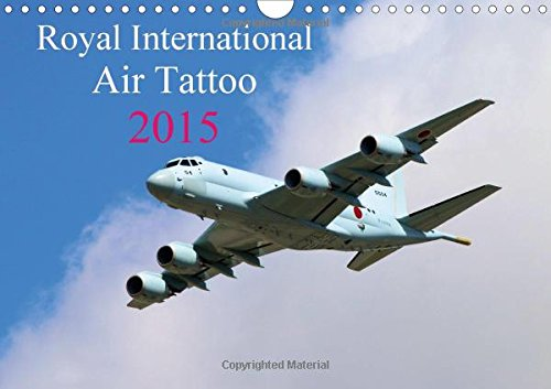 Royal International Air Tattoo 2015: Review of Riat 2015 (Calvendo Hobbies)