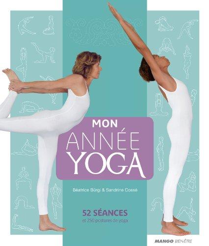 Mon année yoga - 52 leçons illustrées