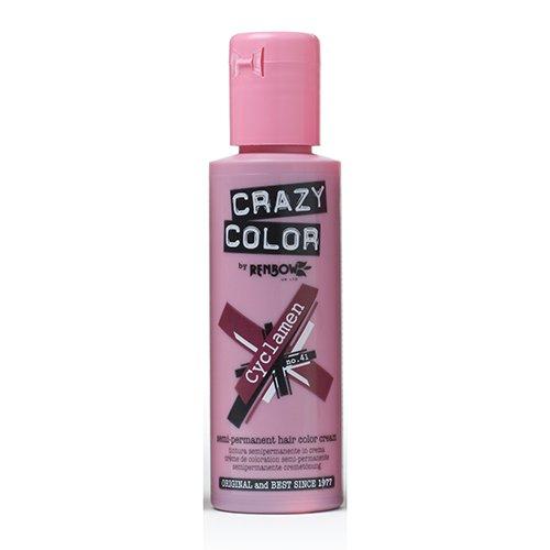 crazy-color-cyclamen-n-41-crema-colorante-del-cabello-semi-permanente