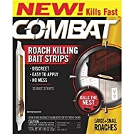 Dial Corp 00974 Combat Roach Trap-ROACH KILL BAIT STRIPS