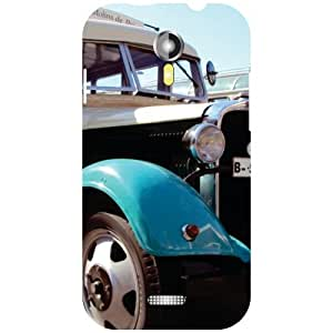 Micromax A 117 Big Car Matte Finish Phone Cover - Matte Finish Phone Cover