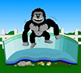 Gorilla Floor Padding for 10ft x 19ft Oval Above Ground Swimming Pools