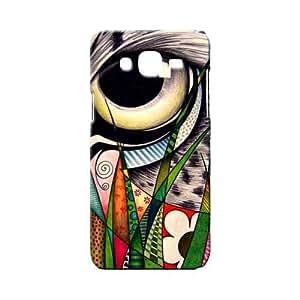 BLUEDIO Designer 3D Printed Back case cover for Samsung Galaxy E5 - G5159