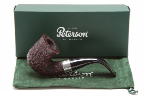 Peterson Donegal Rocky 05 Tobacco Pipe Fishtail