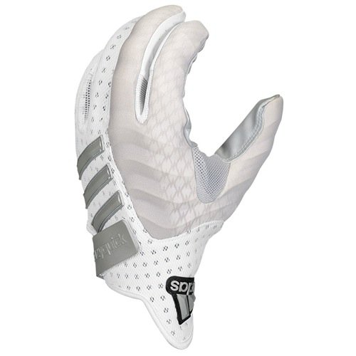adidas Crazyquick Padded Receiver Gloves (Adidas Crazyquick Football Gloves compare prices)