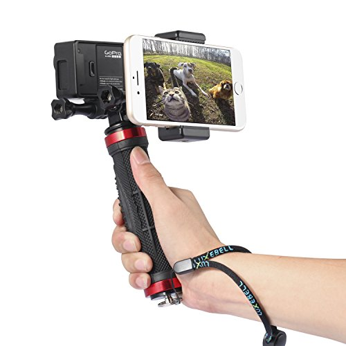 luxebell-hand-grip-for-gopro-hero-5-4-3-3-2-and-session-camera-with-dual-mount-tripod-adapter-and-un