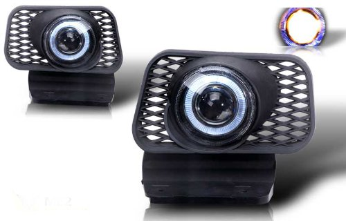 02-06 CHEVY AVALANCHE HALO PROJECTOR FOG LIGHT - CLEAR (04 Chevy Fog Lights compare prices)