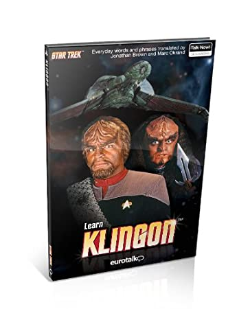 Talk Now!  Learn Klingon (PC/Mac)
