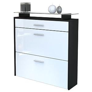 eur 114 00 kostenlose lieferung auf lager verkauft von vladon moebel menge 1. Black Bedroom Furniture Sets. Home Design Ideas