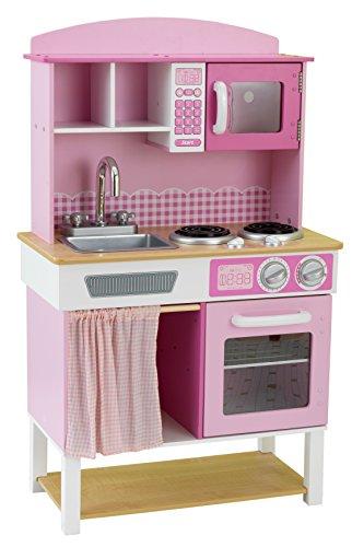 Cocina juguete madera en la gu a de compras para la familia for Cocina de madera juguete