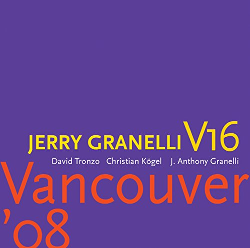 SACD : Jerry Granelli - Vancouver '08 (With DVD, 2 Disc)