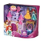Disney Princess Little Kingdom Castle and Doll Set By Mattel