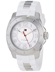 Tommy Hilfiger 1781306 Stainless Silicone