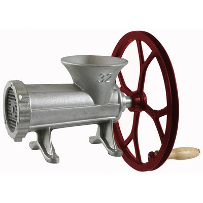 #32 Meat Grinder with Pulley
