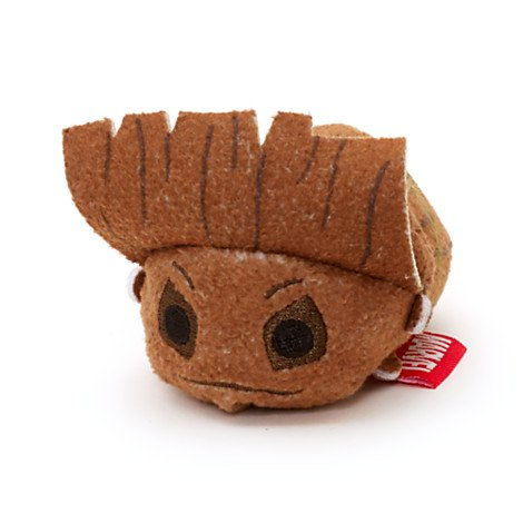 "Disney Store-Mini 8,89 cm (S) (3,5 Tsum Tsum Groot, Marvel di peluche ""Guardians of the Galaxy-Collection"