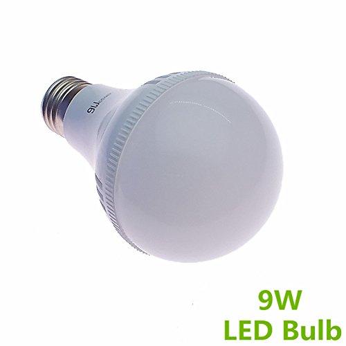 Happiness At Home E27 9W 210Lw Warm White Globe Led Mini Ball Bulbs Energy Saving Lamps Ac100-220V (Pack Of 2 )