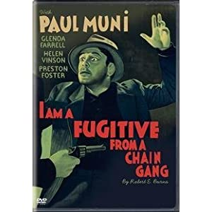 Amazon.com: I Am a Fugitive From a Chain Gang: Paul Muni, Glenda ...
