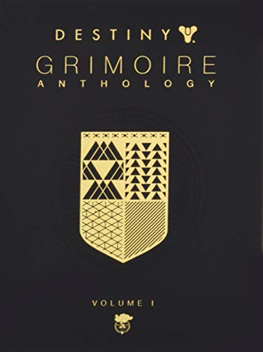 Destiny Grimoire Anthology, Vol I [Bungie  Inc.] (Tapa Dura)