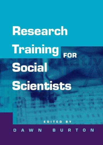 研究社会科学家的培训: 研究生研究者手册