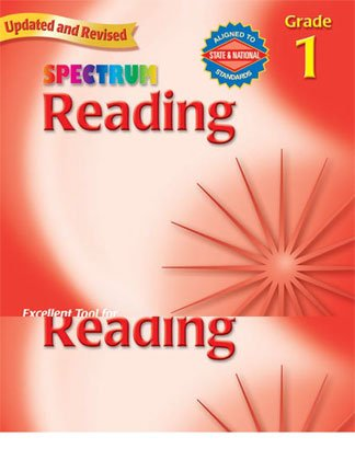 CARSON DELLOSA Grade 1 Spectrum Reading - 1