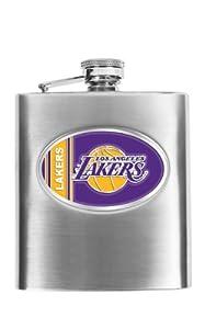 NBA Los Angeles Lakers Hip Flask by Simran International