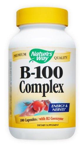 Nature's Way Vitamin B-100 Complex