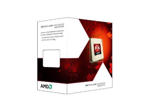Amd Fx 4-Core Black Edition Fx-4300, Fd4300Wmhkbox