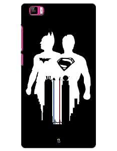 Batman vs Superman case for Xiaomi Mi5 Plus
