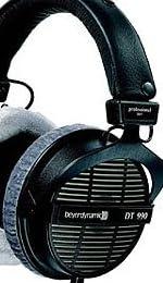 TEAC Beyerdynamic オープン型業務用ヘッドフォン 豊かな低域と高い解像度 DT990PRO