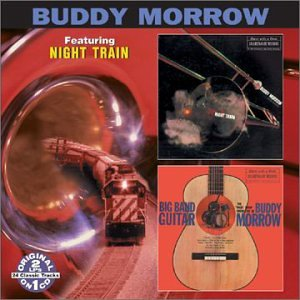 "Featured recording ""Night Train / Big Band Guitar"""
