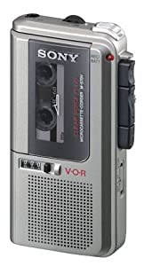 Sony M-570V Microcassette Voice Recorder