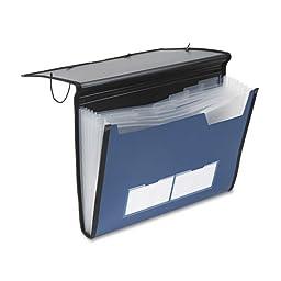 Pendaflex 52670 Professional Expanding Document Organizer, Letter, 7 Pockets, Blue (PFX52670)