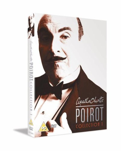 Agatha Christie's Poirot - Collection 1 [DVD]