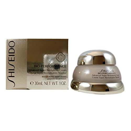 Shiseido Bio-Performance - Crema anti-età Advanced Super Revitalizing, 1 pz. (1 x 30 ml)