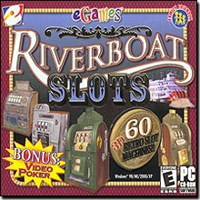 Riverboat Slots (Jewel Case)