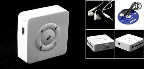 32ohms 10mW Accessory MP3 Player SD MMC Memory Card Reader Earphone