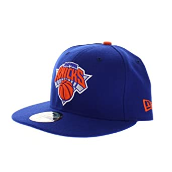 New York Knicks Royal 2013 59Fifty Fitted Cap Hat by New Era