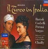 Rossini: Il Turco in Italia (Gesamtaufnahme) (Aufnahme Mailand 1997)