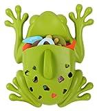 Boon Frog Pod Bath Toy Scoop,Green