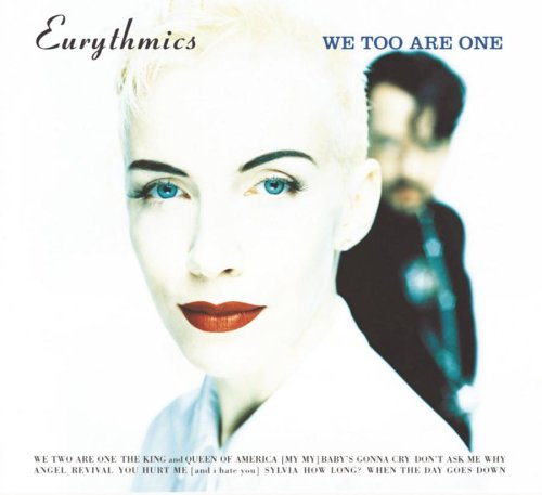Eurythmics - We too are one - Digipack Edition limitée - Zortam Music