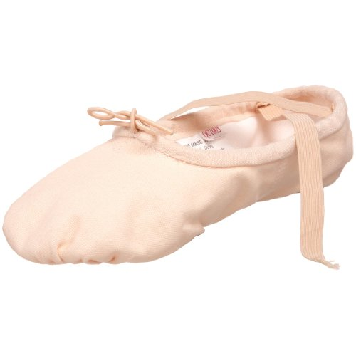 Sansha Pro Canvas Ballet Slipper