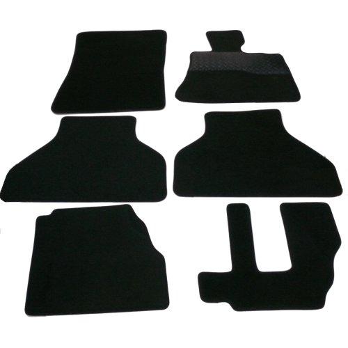 sakura-mat-set-bmw-x5-7-seat-carpet-with-rubber-heelpad-2006-13-black